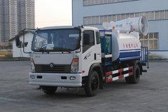重汽王牌 王牌7系 4X2 160马力 多功能抑尘车(CDW5160TDYHA1R5)