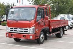 时代汽车 康瑞H3 115马力 3.8米排半栏板轻卡(BJ1043V9PEA-P7)