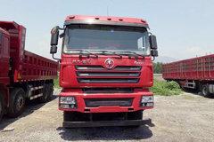 陕汽重卡 德龙F3000 375马力 8X4 8.6米自卸车(SX3310DB456A)图片