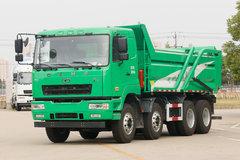 华菱重卡 310马力 8X4 5.6米自卸车(HN3310B34B3M5) 卡车图片