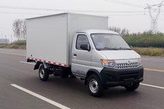 长安轻型车 神骐T20 舒适型 1.5L 112马力 汽油 3.3米单排厢式微卡(复合板厢货)(SC5035XXYDCGB5)图片