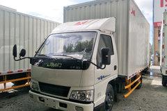 江铃 顺达 116马力 4.2米单排厢式轻卡(JX5044XXYXGY2) 卡车图片
