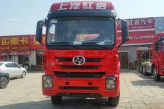 上汽红岩 杰卡C500重卡 390马力 6X4牵引车(高顶)(CQ4256ZTVG334) 卡车图片