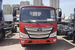 福田 欧马可S3系 131马力 3.83米排半栏板轻卡(气刹)(BJ1045V9JD6-F2) 卡车图片