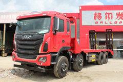 江淮 格尔发K5W 350马力 8X4平板运输车(HFC5311TPBP1K4H38S3V) 卡车图片