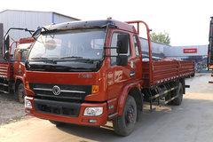 东风 凯普特K8 168马力 4X2 6.2米排半栏板载货车(EQ1140L8BDF) 卡车图片