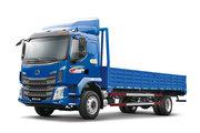 东风柳汽 新乘龙M3中卡 180马力 4X2 6.75米排半栏板载货车(LZ1166M3AB)