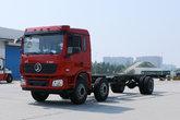 陕汽重卡 德龙L3000 220马力 6X2 7.9米栏板载货车底盘(SX1250LA9)