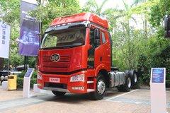 一汽解放 新J6P重卡 领航快运版 460马力 6X2R牵引车(CA4250P66K24T2A2E5) 卡车图片