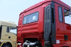陕汽重卡 德龙L3000 220马力 6X2 9.7米排半栏板载货车底盘(SX1250LA9)