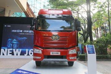 一汽解放 新J6P重卡 舒适版 420马力 4X2牵引车(CA4180P66K24E5)