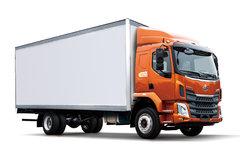 东风柳汽 新乘龙M3中卡 185马力 4X2 7.65米厢式载货车(LZ5160XXYM3AB) 卡车图片