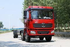 陕汽重卡 德龙L3000 220马力 6X2 9.7米栏板载货车底盘(SX1250LA9) 卡车图片