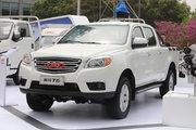 江淮帅铃T6 2017款 精英版 2.0T柴油 139马力 两驱 短轴双排皮卡