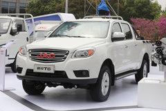 江淮帅铃T6 2017款 旗舰版 2.0T柴油 139马力 两驱 长轴双排皮卡