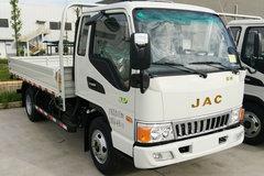 江淮 骏铃E3 120马力 3.8米排半栏板轻卡(HFC1041P93K1C2V) 卡车图片