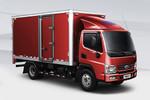 开瑞绿卡 城配标载版 标准I型 116马力 4.15米单排厢式轻卡(宽体)(SQR5044XXYH29D)