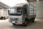 开瑞绿卡 城配标载版 标准型 116马力 4.15米单排仓栅式轻卡(宽体)(SQR5042CCYH29D)