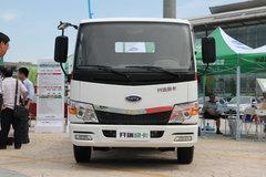 开瑞绿卡 智享版 基本型 129马力 4.2米单排栏板轻卡(中体)(SQR1040H02D) 卡车图片