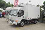 江淮 骏铃E3 120马力 4X2 冷藏车(HFC5041XLCP93K1C2V)