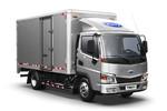 开瑞绿卡 城配版 豪华型 129马力 4.15米单排厢式轻卡(宽体)(SQR5081XXYH02D)