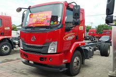 东风柳汽 乘龙L3 160马力 4X2 6.75米排半栏板载货车底盘(LZ1160M3AB) 卡车图片