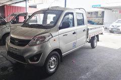 福田 祥菱V1 1.5L 112马力 汽油 2.53米双排栏板微卡(BJ1036V4AV5-D2) 卡车图片