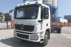 陕汽重卡 德龙L3000 185马力 4X2 7.8米排半厢式载货车底盘(SX5180XXYLA5712)