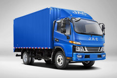 江淮 骏铃V5 120马力 4.15米单排厢式轻卡(HFC5080XXYP92K1C2V) 卡车图片