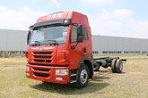 青岛解放 龙VH中卡 180马力 4X2 6.8米栏板载货车(CA1189PK2L2E5A80)
