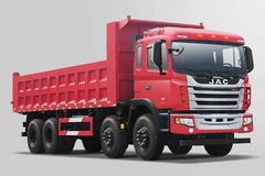 江淮 格尔发K3W重卡 重载型 350马力 8X4 6.5米自卸车(HFC3311P1K4H32S3V) 卡车图片