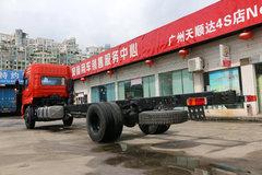 东风商用车 天龙重卡 220马力 4X2 9.6米厢式载货车底盘(DFH5180XXYB1)