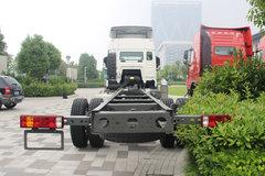 HOWO T5G载货车外观                                                图片