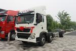 中国重汽 HOWO T5G重卡 280马力 6X2 9.6米厢式载货车底盘(ZZ5257XXYM56CGE1)