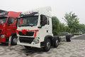 中国重汽 HOWO T5G重卡 280马力 6X2 9.61米厢式载货车底盘