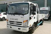 唐骏欧铃 T3系列 110马力 3.88米排半栏板轻卡(ZB1042JPD6V)