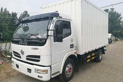 东风 福瑞卡4102 143马力 4.2米单排厢式轻卡(EQ5041XXY8GDFAC) 卡车图片