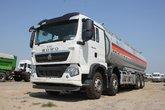 中国重汽 HOWO T5G 340马力 8X4 油罐车(LG5320GYYZ5)