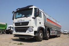 中国重汽 HOWO T5G 340马力 8X4 油罐车(运力牌)(LG5320GYYZ5)