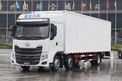 东风柳汽 乘龙H7重卡 270马力 6X2 9.6米厢式载货车(LZ5200XXYH7CB)