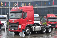 东风柳汽 乘龙H7重卡 重载型 500马力 6X4牵引车(LZ4253H7DB) 卡车图片