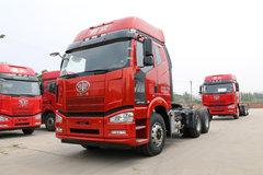 一汽解放 J6P重卡 420马力 6X4牵引车(CA4250P66K24T1E5) 卡车图片