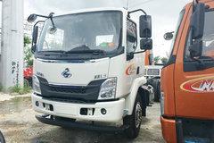 东风柳汽 乘龙L3 160马力 4X2 6.2米排半仓栅式载货车底盘(LZ5121CCYM3AB)