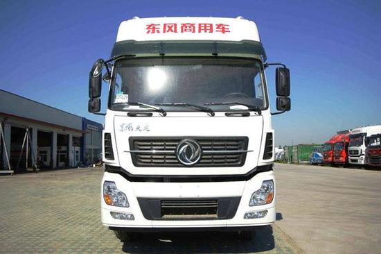东风商用车东风商用车 天龙重卡 245马力 6X2 9.6米厢式载货车(DFH5200XXYA)20171216503446