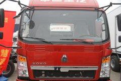 中国重汽HOWO 悍将 143马力 4.15米单排厢式轻卡(ZZ5047XXYF3315E145) 卡车图片