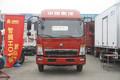 中国重汽HOWO 悍将 156马力 4.15米单排仓栅式轻卡底盘(ZZ5047CCYF341CE143)