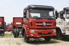 重汽王牌 W5D中卡 180马力 4X2 6.75米载货车底盘(CDW1161A1N5L) 卡车图片