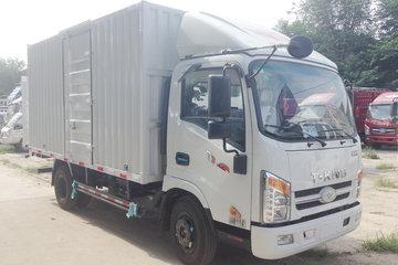 唐骏欧铃 T3系列 95马力 4.2米单排厢式轻卡(ZB5042XXYJDD6V)