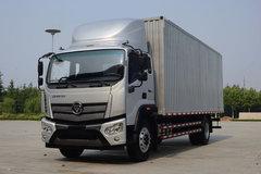 福田 瑞沃ES5 185马力 4X2 7.8米厢式载货车(BJ5185XXY-FB) 卡车图片