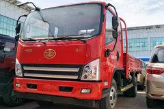 解放 虎VH 141马力 3.85米排半栏板轻卡(CA1041P40K17L1E5A84) 卡车图片